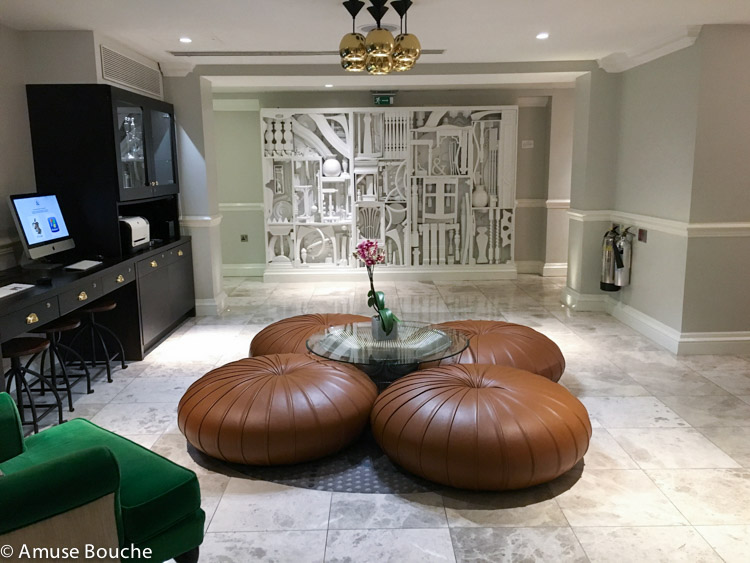 hol Ampersand Hotel Londra Small Luxury Hotels of The World