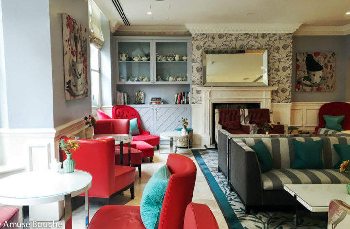 Stay in London: Ampersand, Small Luxury Hotels of the World