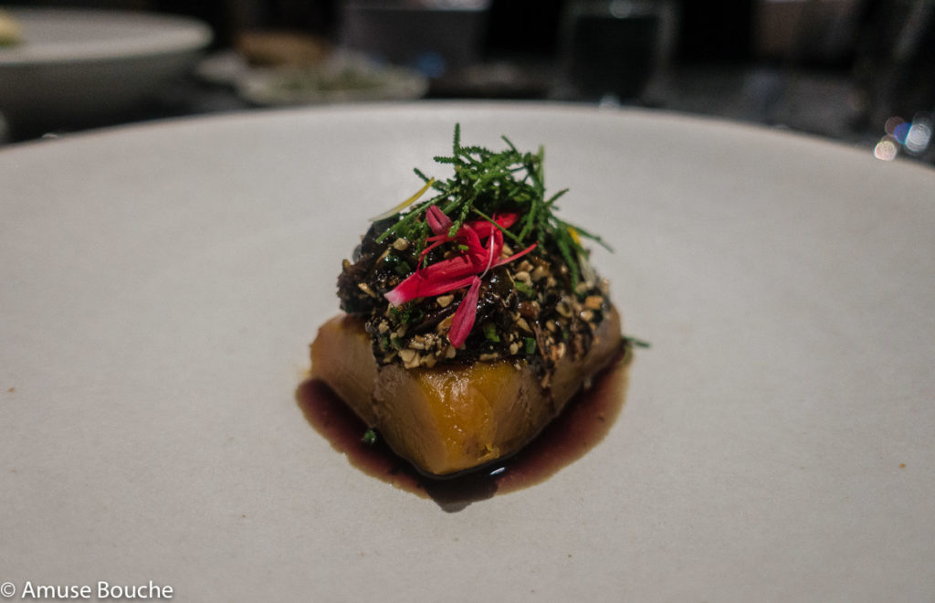 pumpkin Attica Restaurant Melbourne World's 50 Best