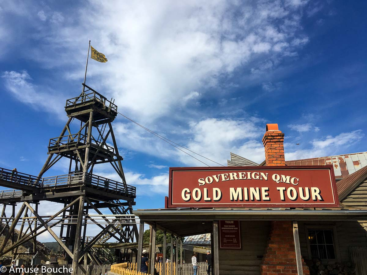 Sovereign Hill Gold Mine