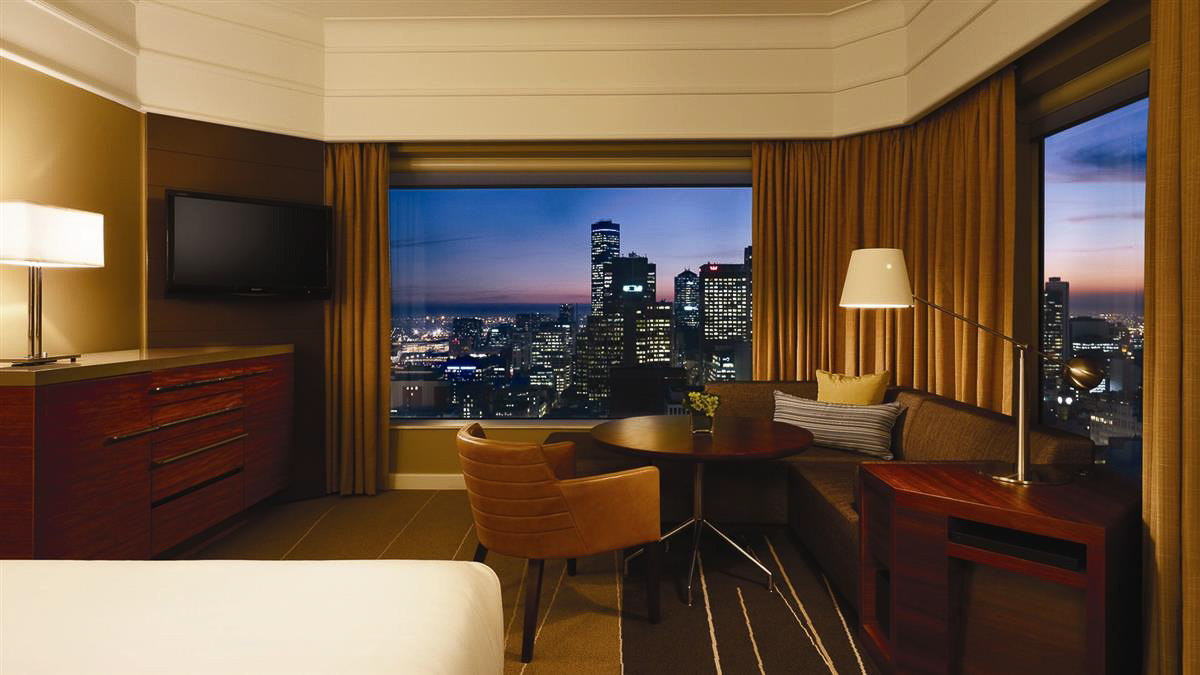 Hotel Grand Hyatt Melbourne Grand King Room