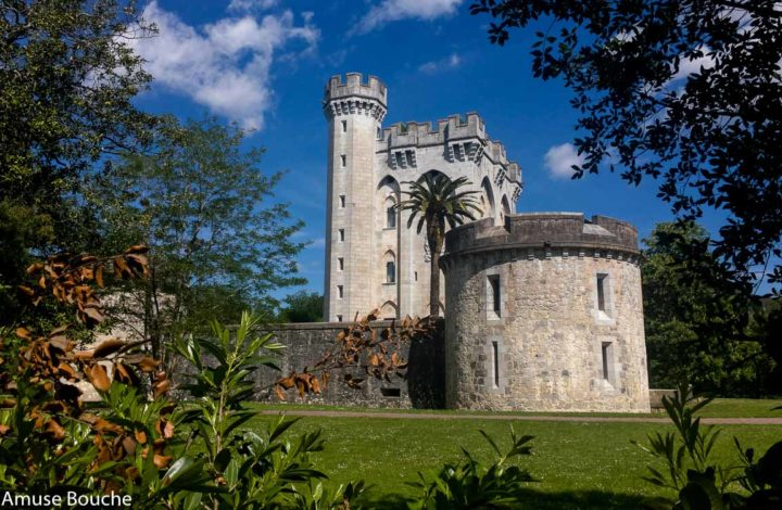 Romantic Getaway: Castillo de Arteaga, Basque Country