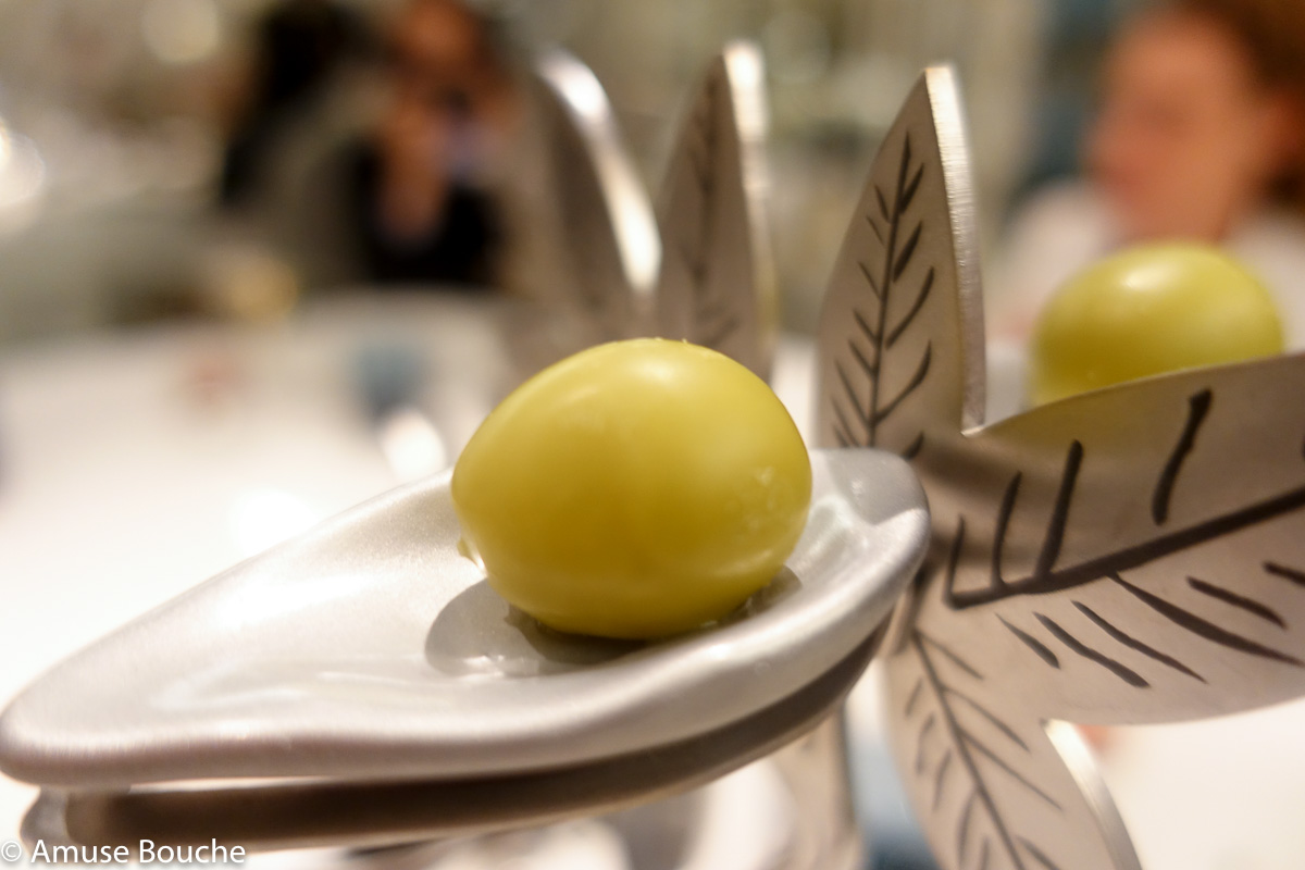 Olives Paco Rancero Madrid 2 stele Michelin