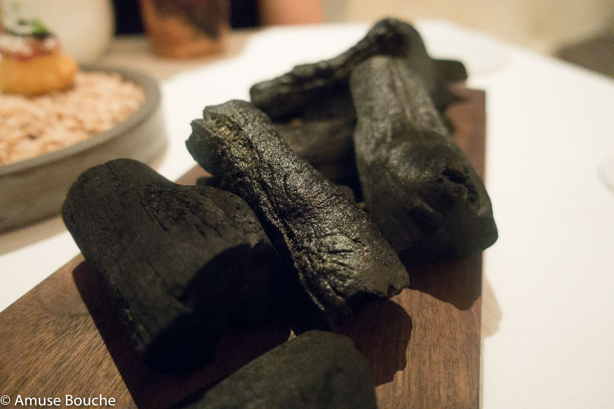 charcoal Restaurant Andre Singapore 2 Michelin Stars World's 50 Best
