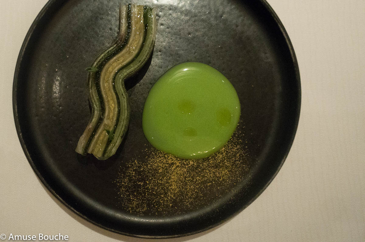 Texture Octaphilosophy Restaurant Andre Singapore World's 50 Best