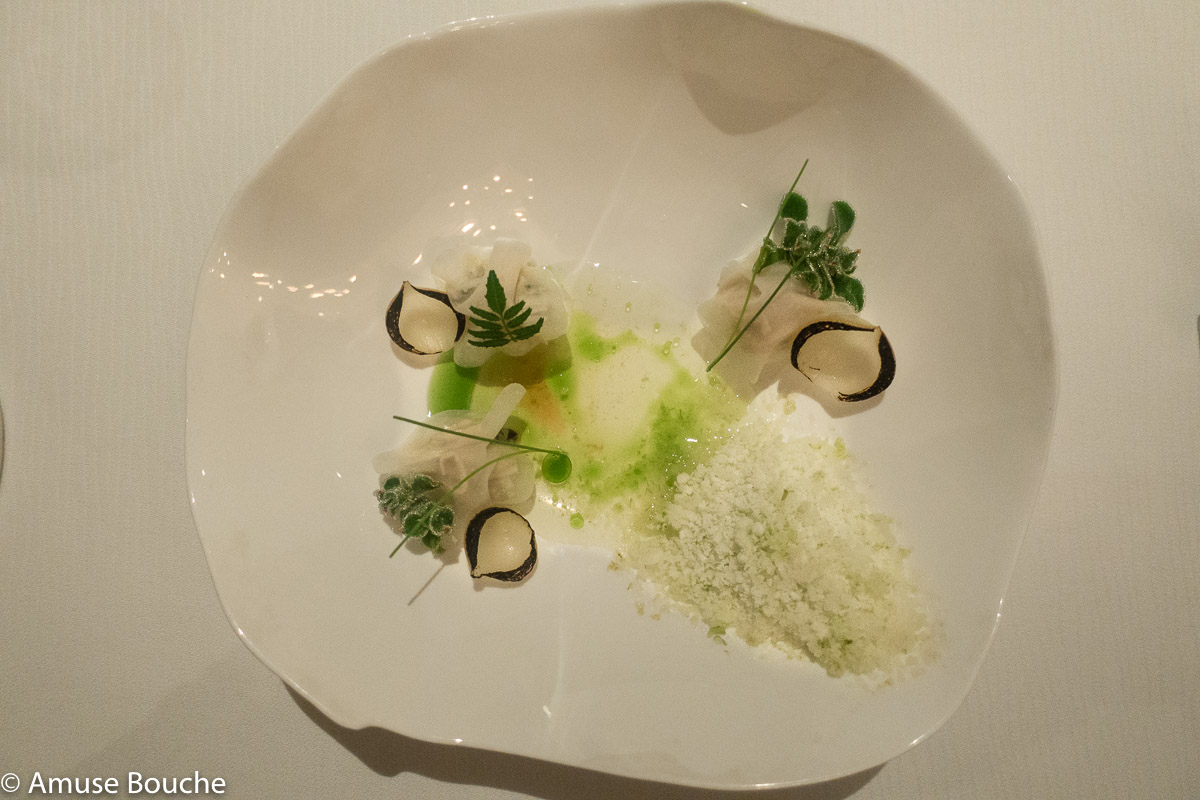 Pure Octaphilosophy Restaurant Andre Singapore 2 Michelin Stars World's 50 Best