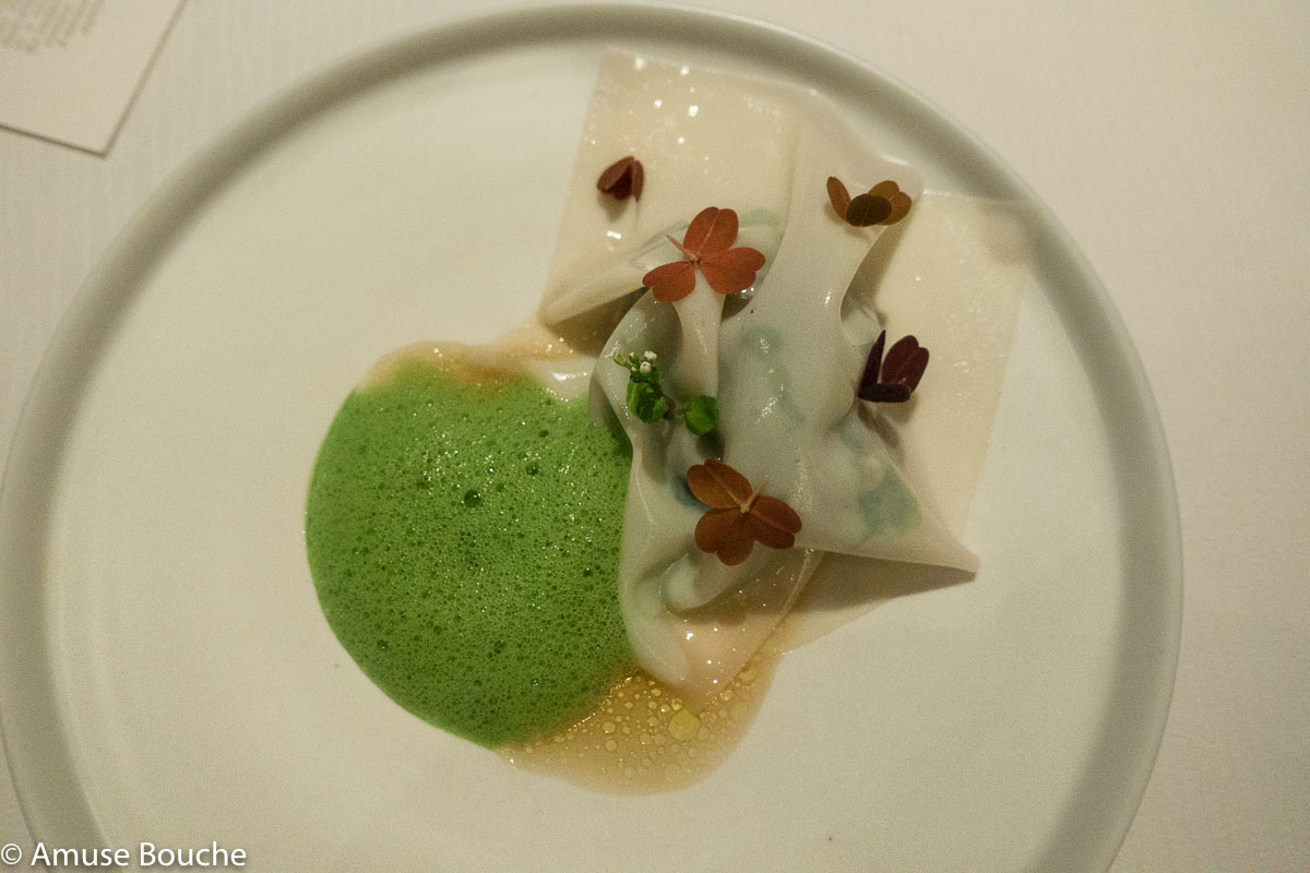 South Octaphilosophy Restaurant Andre Singapore 2 Michelin Stars