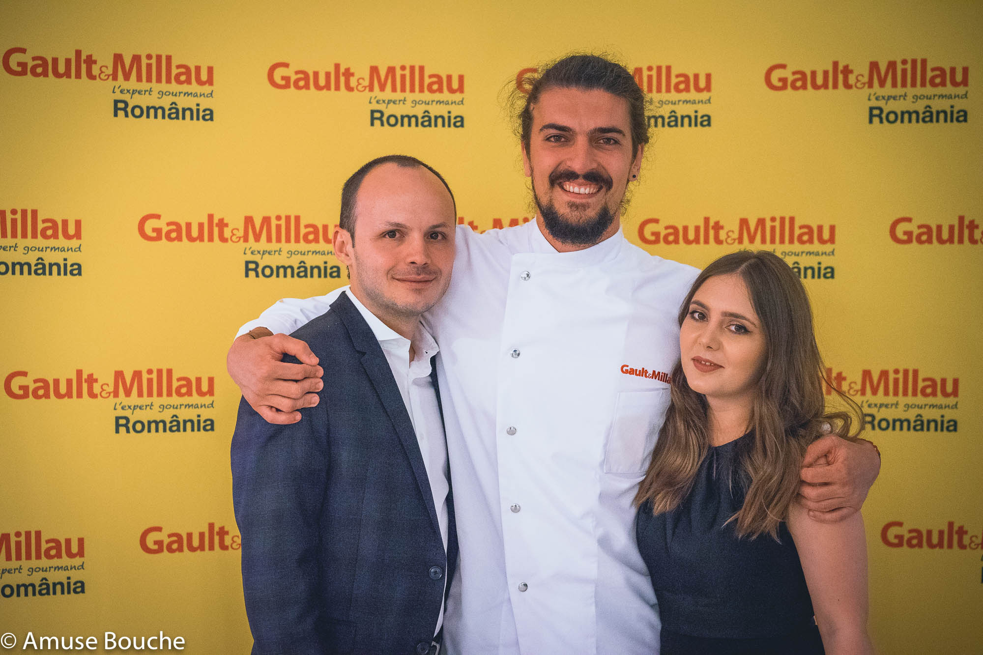 Gault & Millau Romania Chef of the Year Alex Petricean