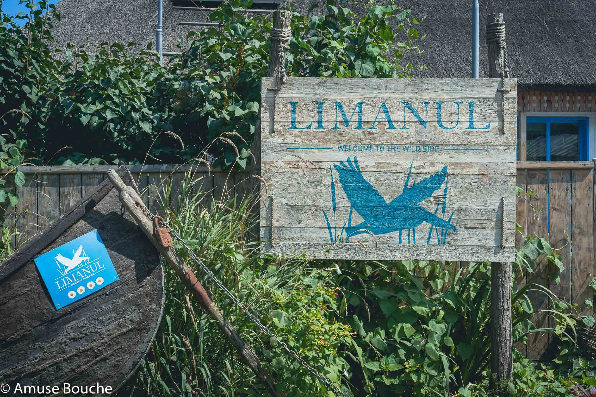Limanul Resort entrance
