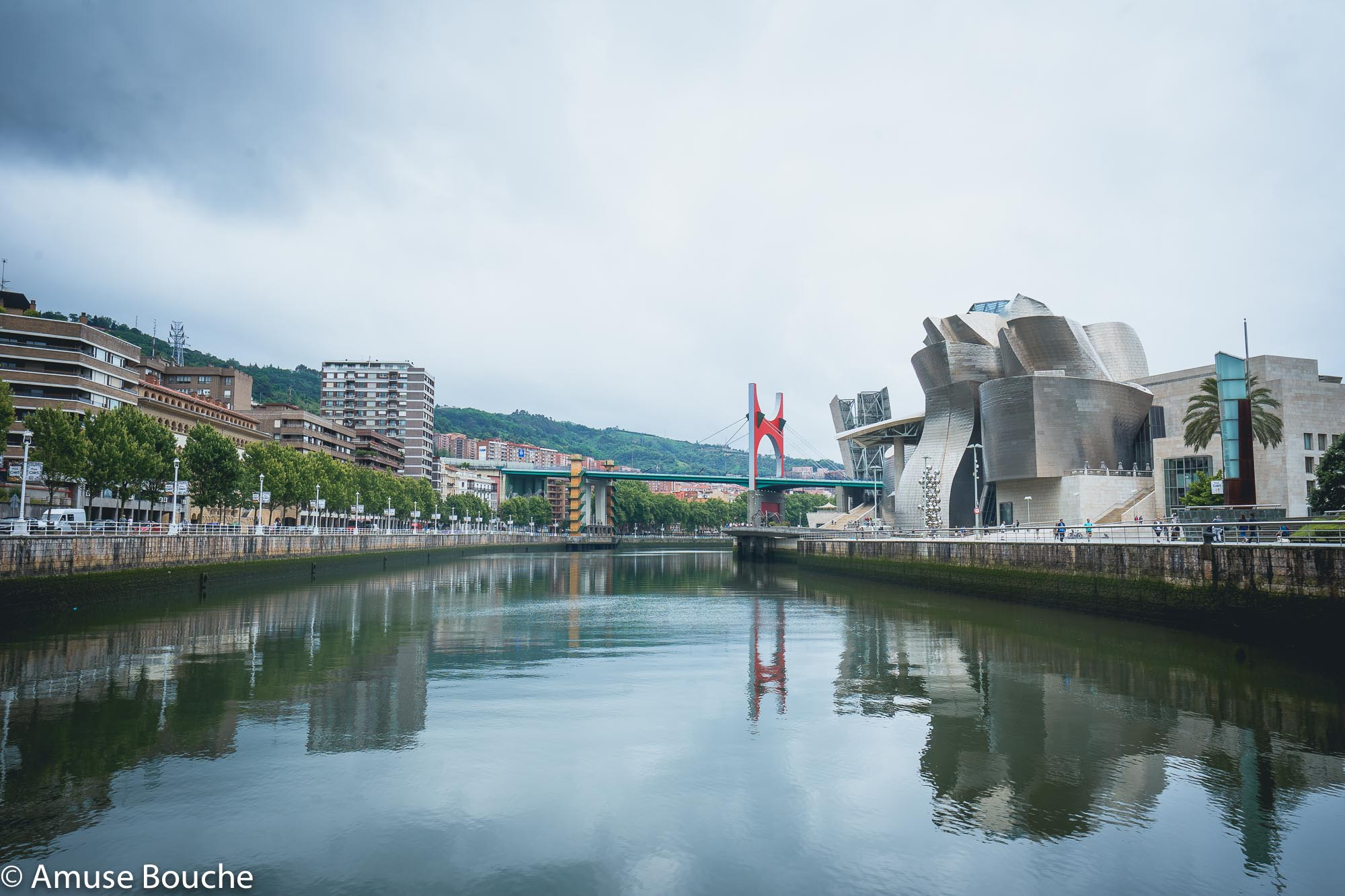 Țara Bascilor Bilbao City View
