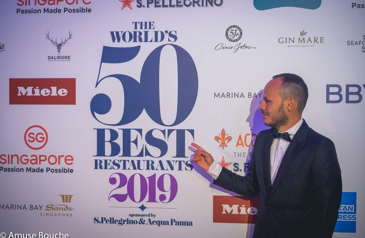 Cum am simțit gala World's 50 Best Restaurants 2019