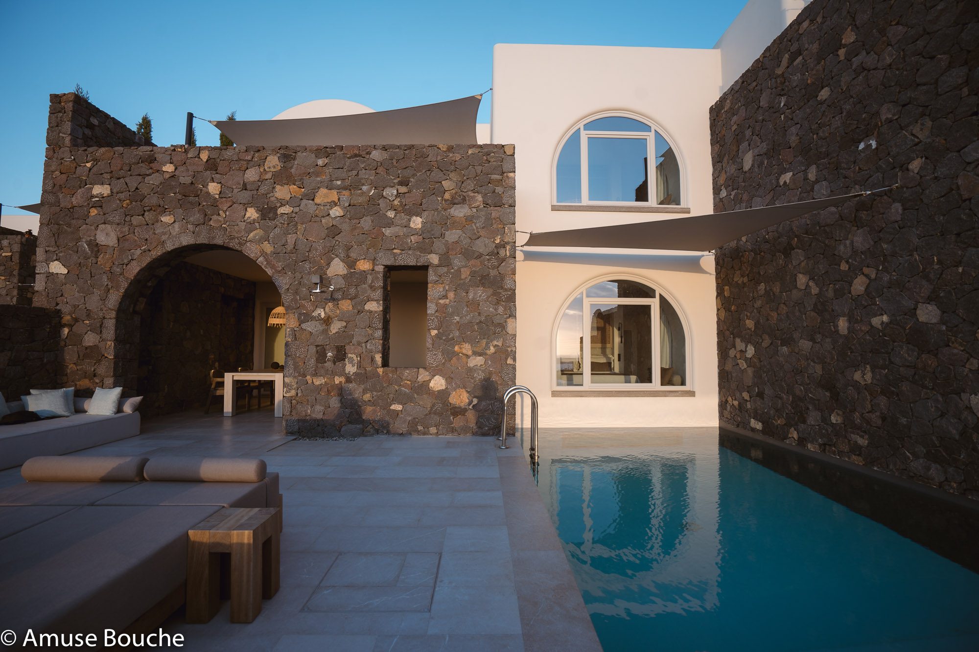 Santorini Canaves Oia Epitome Private Pool Villa Imagine generala