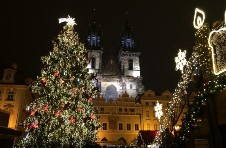 Vacanta de iarna targul de Craciun de la Praga