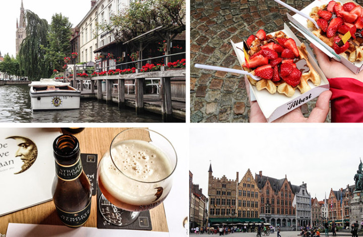 Vacanta in Bruges