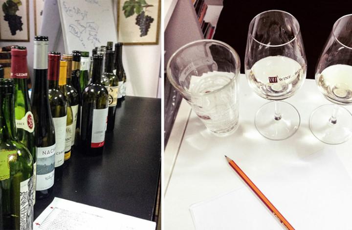 curs de vinuri WSET modul 1 Bucuresti
