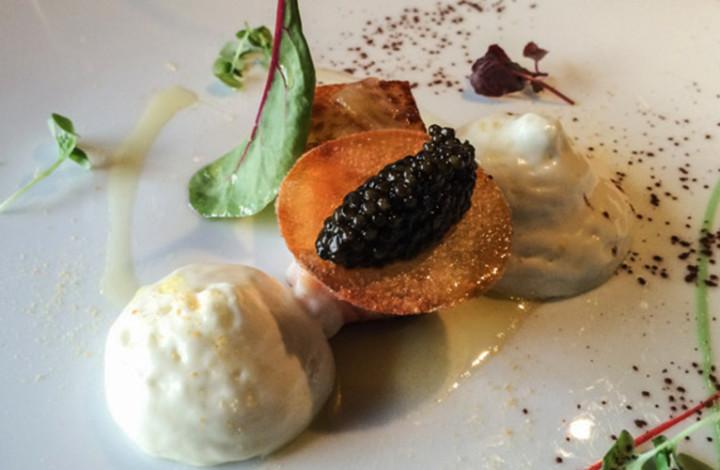 Caviar Joel Robuchon