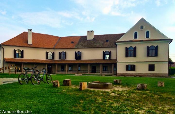 Daniel Castle Covasna Romania
