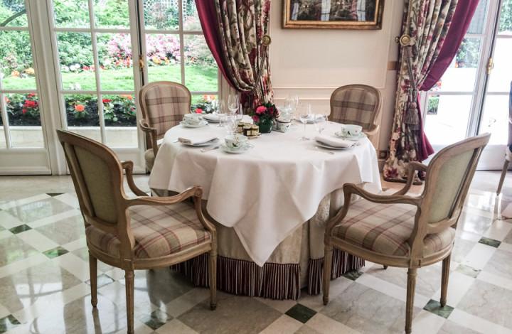 Restaurant Epicure Paris