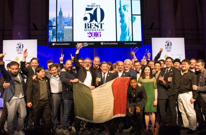The World's 50 Best 2016
