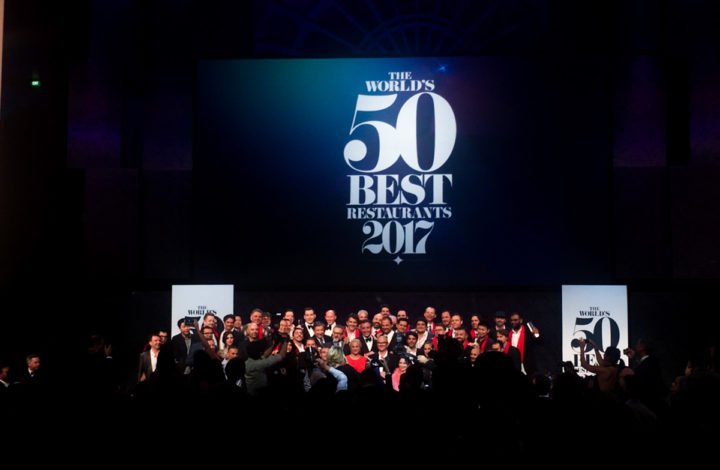 World 50 Best gala 2017