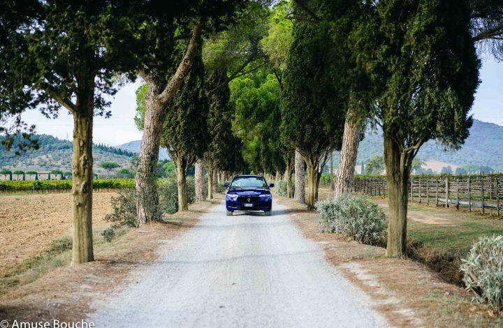 Maserati in Tuscany
