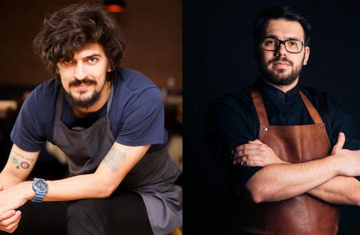 Clujul vine la București. Cină colaborativă Roland Suciu – Alex Petricean la NOUA