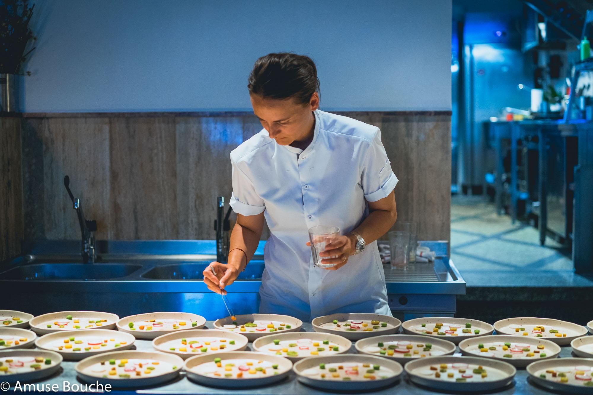 Petra Hianu Chef